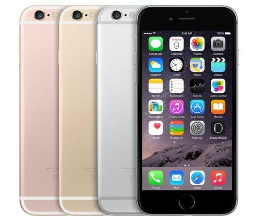 $849 Apple iPhone 6s 128GB Factory GSM and CDMA Unlocked Smartphone