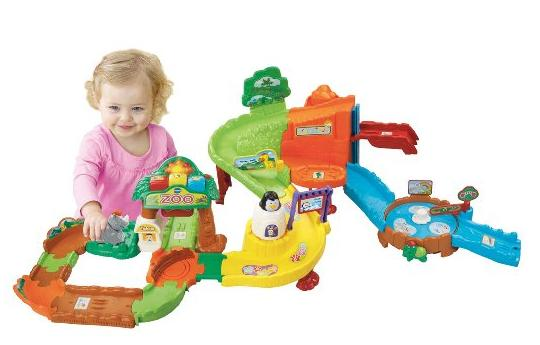 VTech Go! Go! Smart Animals Zoo Explorers Playset @ Amazon.com