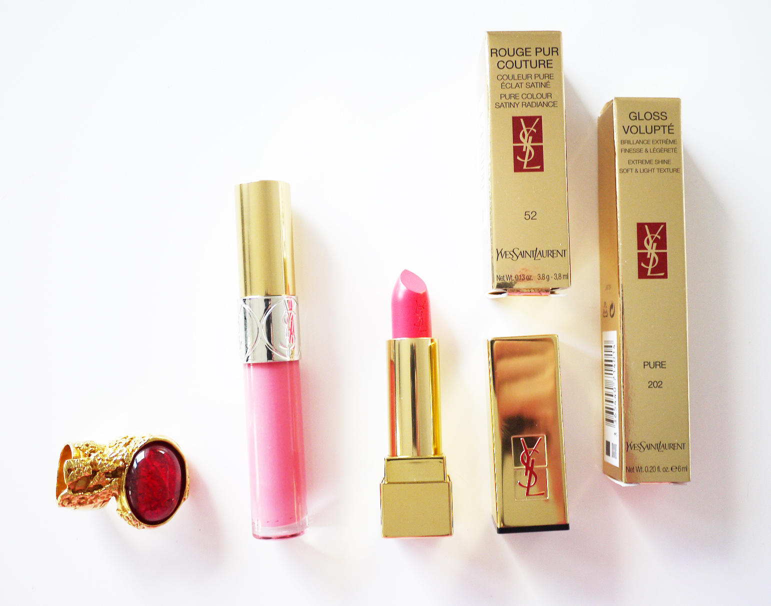 20% Off with $75 Lips Makeup Purchase @ YSL Beauty