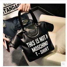 Up to 38% Off MOSCHINO Designer Handbags @ MYHABIT
