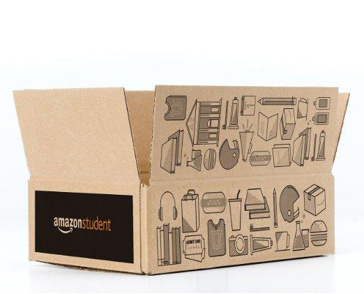 Free Amazon Student Welcome Box