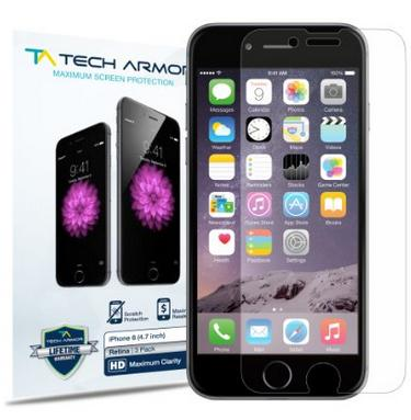 iPhone 6 Screen Protector, 3 pack