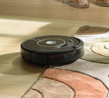 $299.99 iRobot Roomba 650 Robotic Vacuum Cleaner