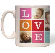 Customized 11 oz Photo Mug