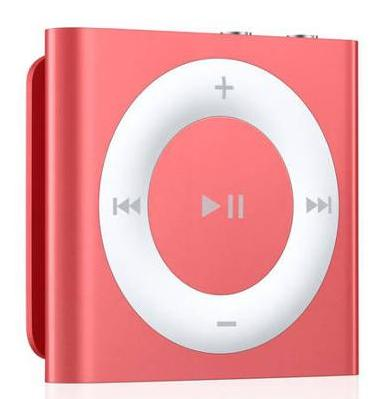 $36.99 Apple MD778LL/A iPod Shuffle 4th Gen 2GB MP3 Player