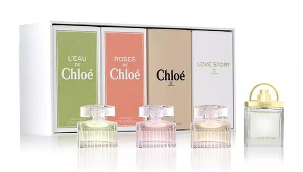Chloé 4-Piece Mini-Set for Women