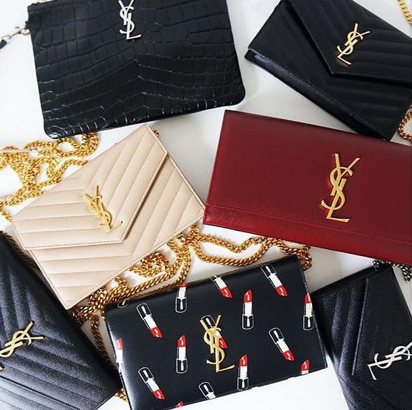 Up To $700 Gift Card Saint Laurent Handbags Purchase @ Saks Fifth Avenue