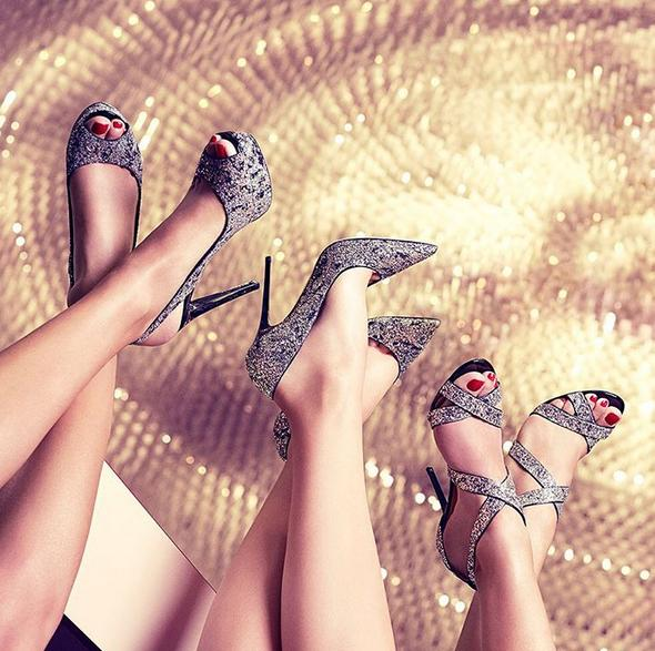 Up To $700 Gift Card Jimmy Choo Purchase @ Saks Fifth Avenue