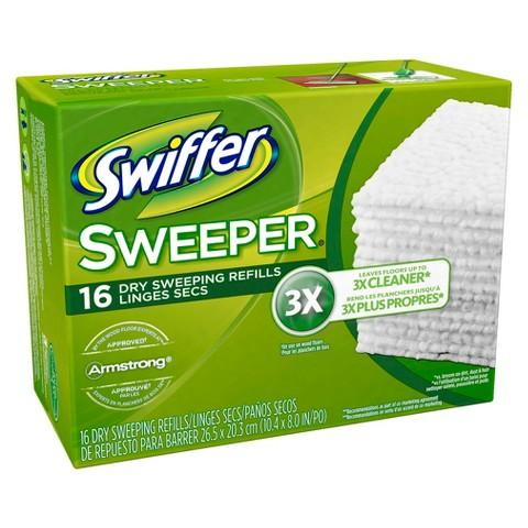 $10 Gift Card with Purchase of 3 Select Swiffer Products @ Target