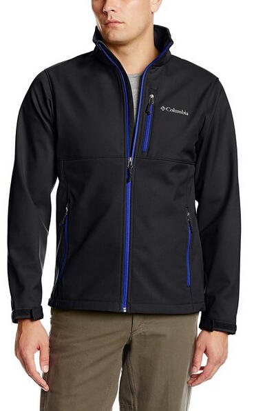 From $43.37 Columbia Men's Ascender Softshell Front-Zip Jacket