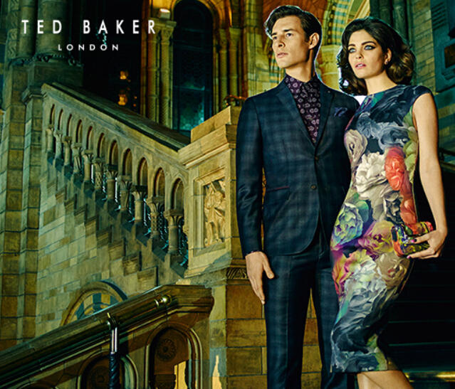 Up to 50% Off + Extra 25% Off Ted Baker Sale @ Bloomingdales