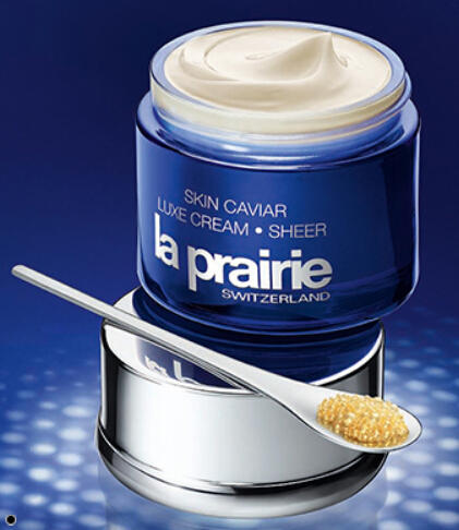 Up to $700 Gift Card with La Prairie Beauty Purchases +Tote Filled with Travel-size Samples @ Saks Fifth Avenue
