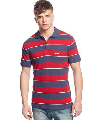 Armani Jeans Men's Polo Shirts at Macy's