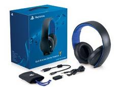 PS4 WIRELESS STEREO HEADSET (GOLD) 10029