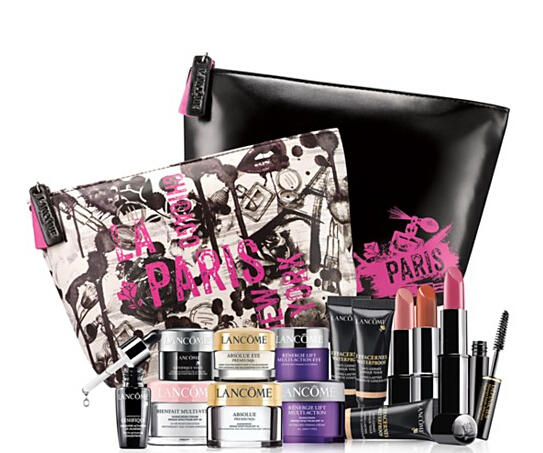 Free 7-pc Gift Set with $39.5 Lancome Purchase @ Bloomingdales