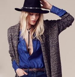 Up to 50% Off + Extra 25% Off Free People Apparel Sale @ Bloomingdales