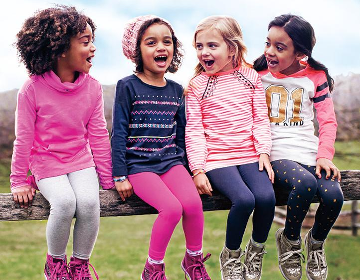 Up to 50% Off + Extra 25% Off Friends and Family Girl's Sale @ OshKosh BGosh