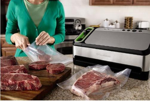 $118.99 FoodSaver 4840 2-in-1 Vacuum Sealing System