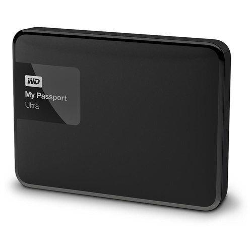 Western Digital My Passport Ultra 2 TB Portable External Hard Drive