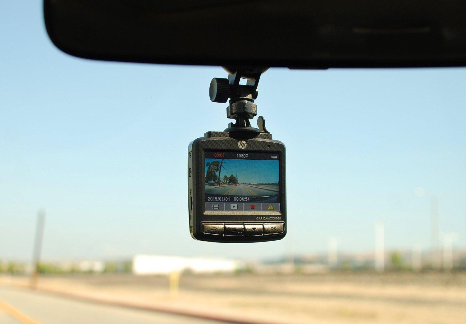 HP f500 Full HD 1080p Car Dash Cam