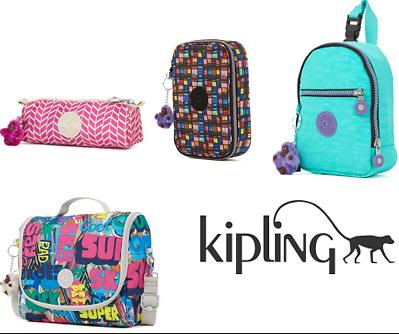 Free Hip Hurray Tote with $100+ Purchase @ Kipling USA