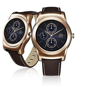 $229.99 LG Watch Urbane Wearable Smart Watch Pink Gold