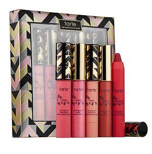 $34 ($120 value) Tarte Lips For Daze LipSurgence Set @ Sephora.com