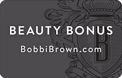$25 Off $100, $40 Off $150 Beauty Bonus @ Bobbi Brown Cosmetics