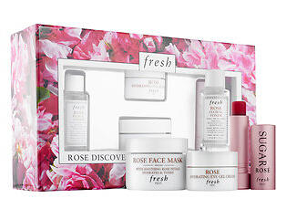 From $18 Limited Edition Fresh Skincare and Makeup Set @ Sephora.com