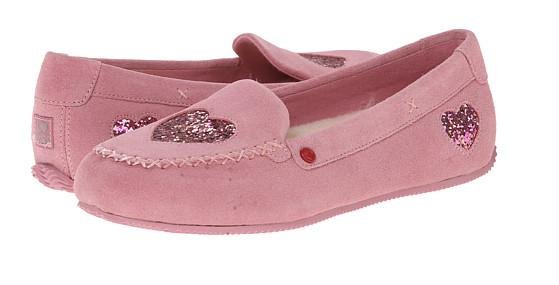 UGG Belle Glitter Slippers On Sale @ 6PM.com