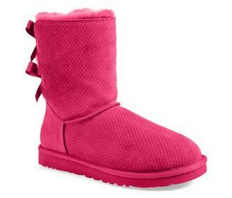 UGG® Australia 'Bailey Bow - Exotic Scales' Boot
