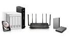 Up to 60% Off Select Hard Drives and Networking Products @ Amazon.com