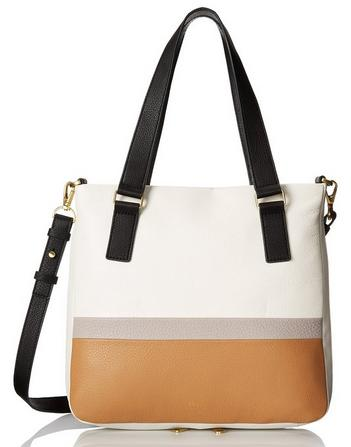 Fossil Preston Shopper Shoulder Bag