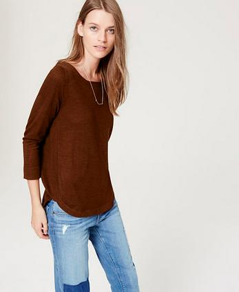 40% Off Sweaters and Tops @ Loft