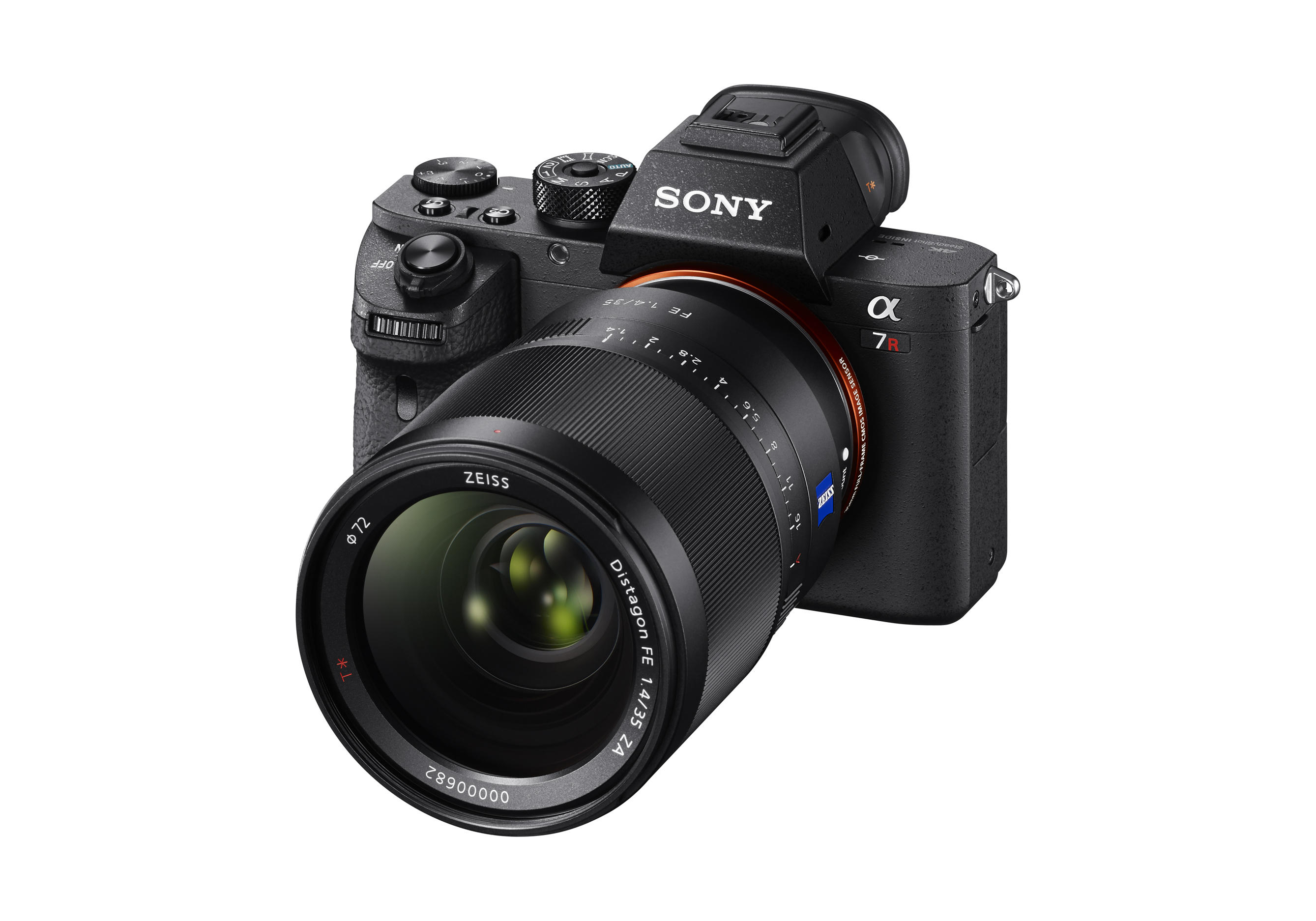 Sony 7R II Full-Frame Mirrorless Interchangeable Lens Camera, Body Only (Open Box)