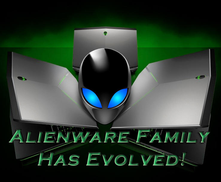Additional $50 OFF! Alienware: The Family Has Evolved!