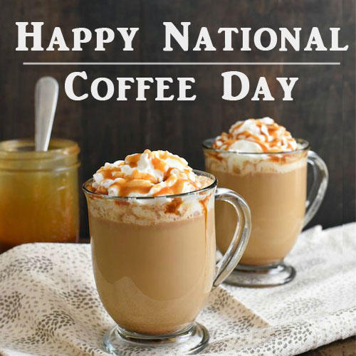 Free Coffee for National Coffee Day @ Multple Stores