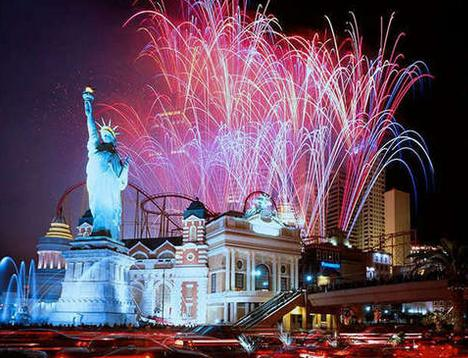From $48 (Las Vegas) New York-New York Hotel & Casino @ Livingsocial