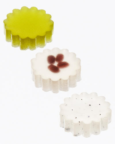 10% Off + Delivery from Japan Eirakuya Crystal Cake Box, 12pcs