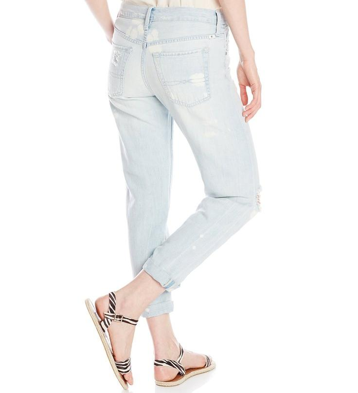 Lucky Brand Women's Dylan Boyfriend In Geelong Jeans