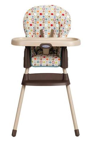Graco SimpleSwitch High Chair, Twister @ Walmart