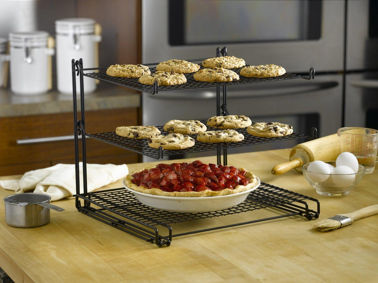 $8.99 Nifty Non-Stick 3-Tier Cooling Rack