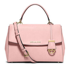 MICHAEL Michael Kors Ava Large Saffiano Satchel Bag