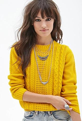 Under $20 Select Sweater & Knits @ Forever21.com