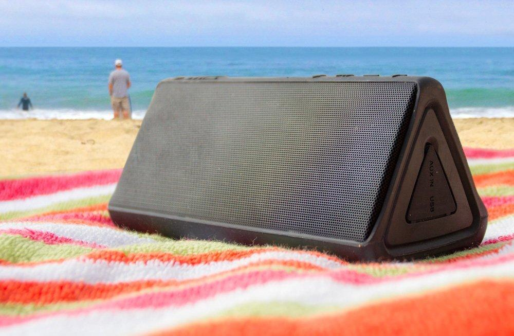 Cambridge SoundWorks OontZ Angle 2 [The PLUS Edition] Ultra Portable Wireless Bluetooth Speaker with Built in Mic