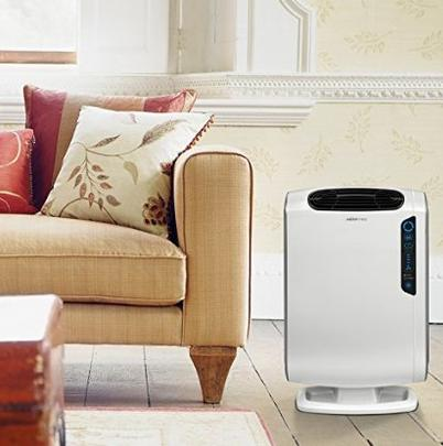 AeraMax 200 Allergy and Asthma Friendly Air Purifier with True HEPA Filter