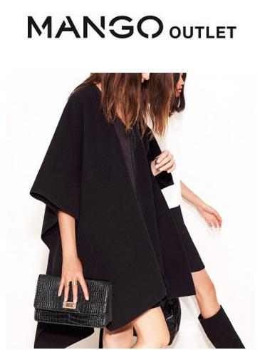 Up to 50% Off Fall Look @ Mango Outlet