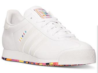 adidas Women's Samoa Casual Sneakers from Finish Line
