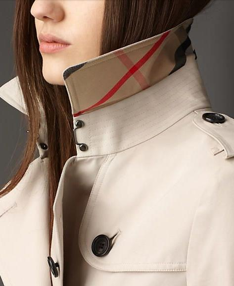 Up to 42% Off Burberry Women Trench & Coats @ MYHABIT