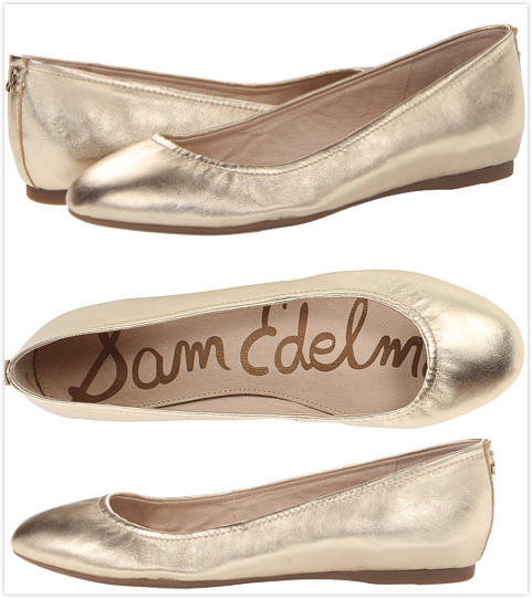 Sam Edelman Noah Women's Flat On Sale 2 6PM.com